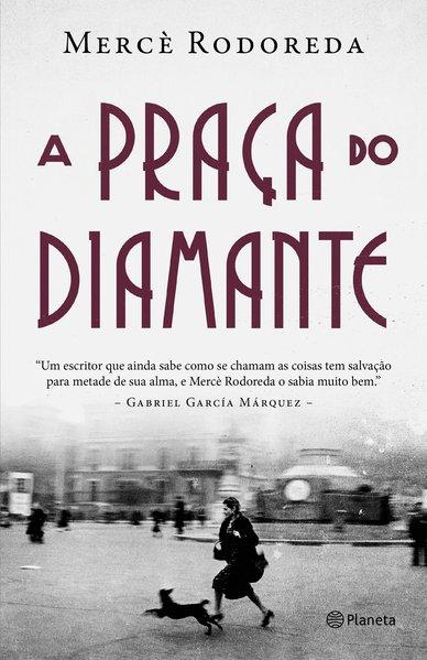A praça do diamante, livro de Mercé Rodoreda