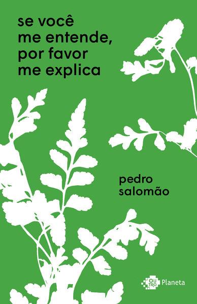 Se você me entende, por favor me explica, livro de Pedro Salomão