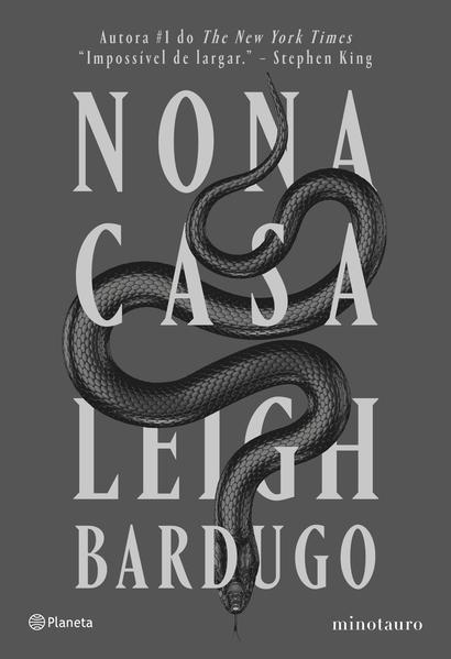 Nona casa, livro de Leigh Bardugo