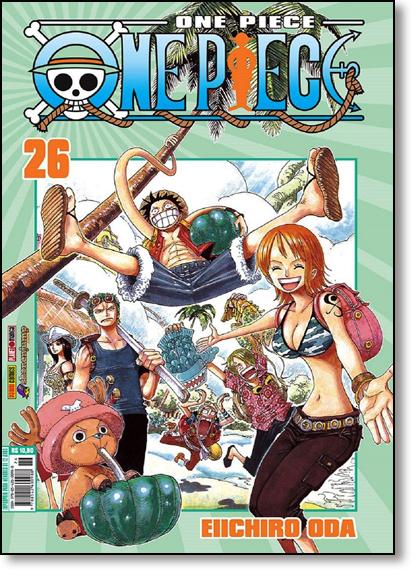 One Piece - Vol.26, livro de Eiichiro Oda