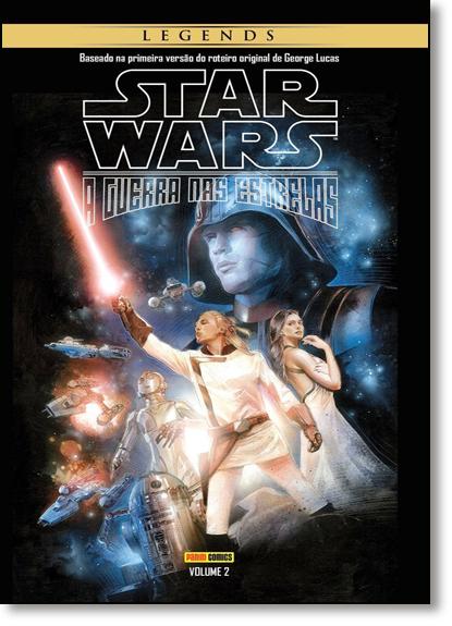 Star Wars: A Guerra nas Estrelas Vol 2 de 2, livro de J. W. Rinzler