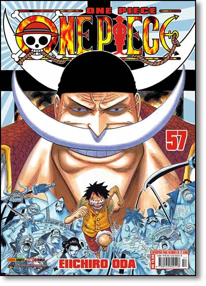 One Piece - Vol.57, livro de Eiichiro Oda