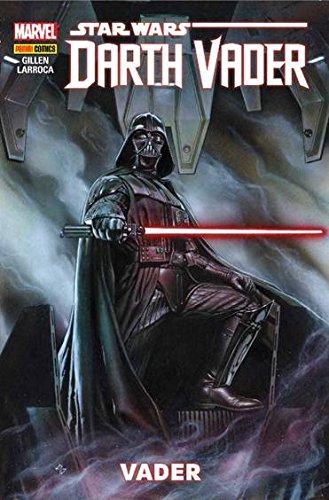 Star Wars Darth Vader. Vader, livro de Kieron Gillen