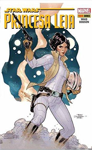 Star Wars. Princesa Leia, livro de Mark Waid