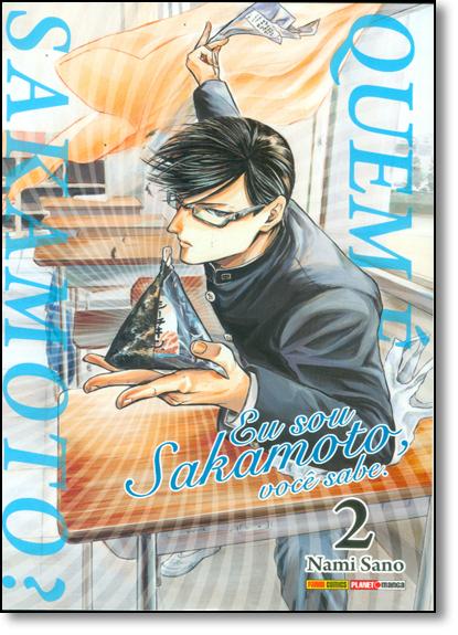 Quem É Sakamoto? - Vol.2, livro de Nami Sano