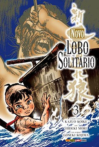 Novo Lobo Solitário - Volume 3, livro de Kazuo Koike