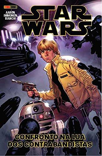 Star Wars. Confronto na Lua dos Contrabandistas, livro de Jason Aaron