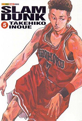 Slam Dunk - Volume 5, livro de Takehiko Inoue