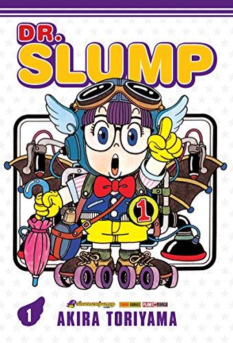 Dr. Slump - Volume 1, livro de Akira Toriyama