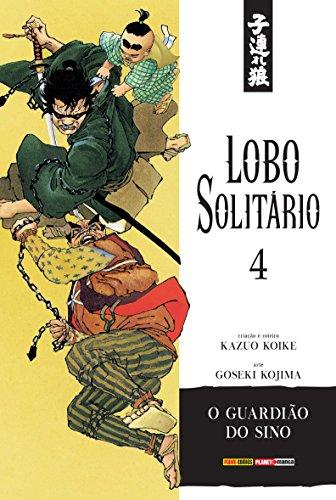 Lobo Solitário - Volume 4, livro de Kazuo Koike