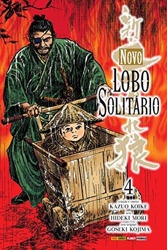 Novo Lobo Solitário - Volume 4, livro de Kazuo Koike