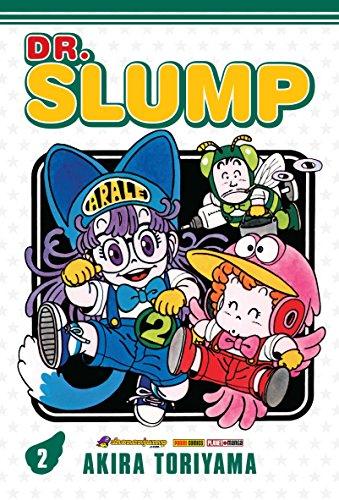 Dr. Slump - Volume 2, livro de Akira Toriyama