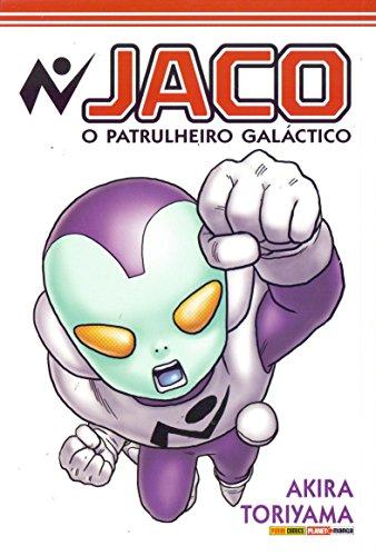 Jaco, o Patrulheiro Galáctico, livro de Akira Toriyama