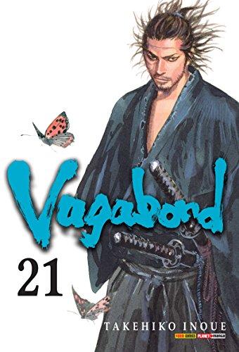 Vagabond - Volume 21, livro de Takehiko Inoue