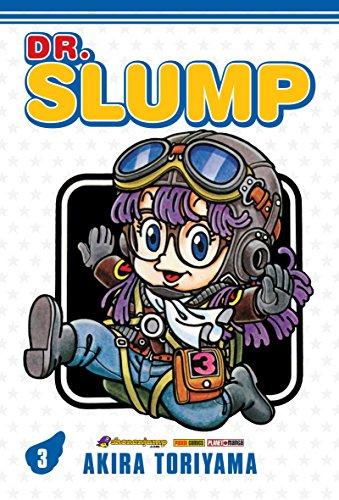 Dr. Slump - Volume 3, livro de Akira Toriyama