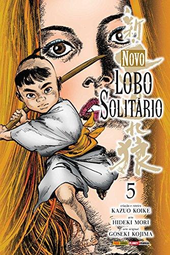 Novo Lobo Solitário - Volume 5, livro de Kazuo Koike