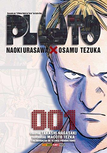 Pluto - Volume 1, livro de Naoki Urasawa
