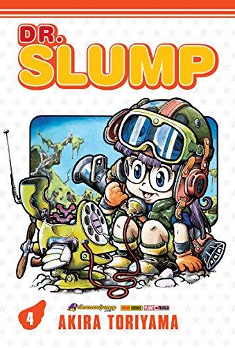 Dr. Slump - Volume 4, livro de Akira Toriyama