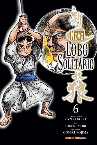 Novo Lobo Solitário - Volume 6, livro de Kazuo Koike