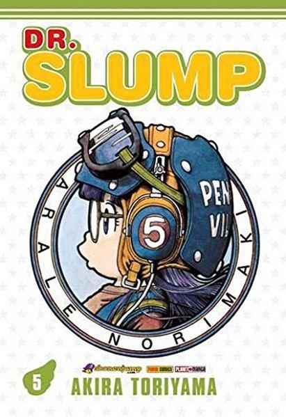 Dr. Slump - Volume 5, livro de Akira Toriyama