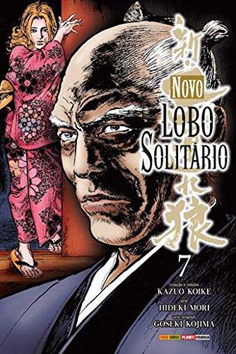 Novo Lobo Solitário - Volume 7, livro de Kazuo Koike