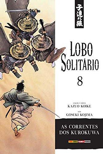 Lobo Solitário - Volume 8, livro de Kazuo Koike
