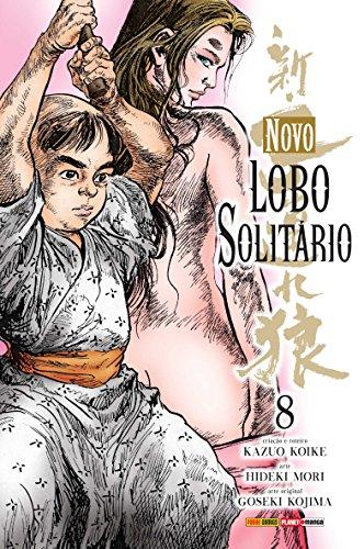 Novo Lobo Solitário - Volume 8, livro de Kazuo Koike