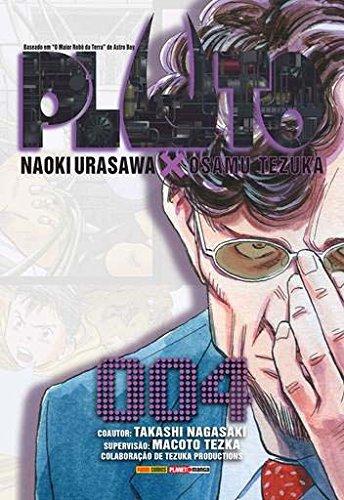 Pluto - Volume 4, livro de Naoki Urasawa