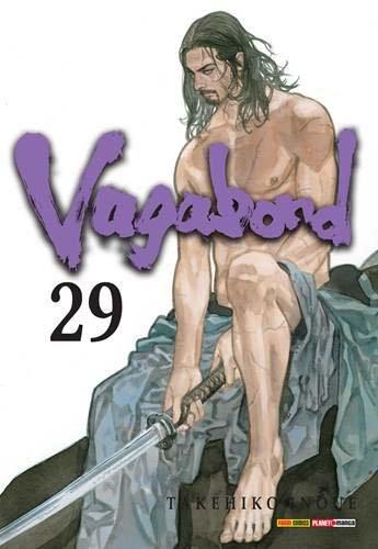 Vagabond - Volume 29, livro de Takehiko Inoue