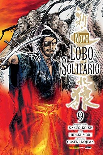 Novo Lobo Solitário - Volume 9, livro de Kazuo Koike