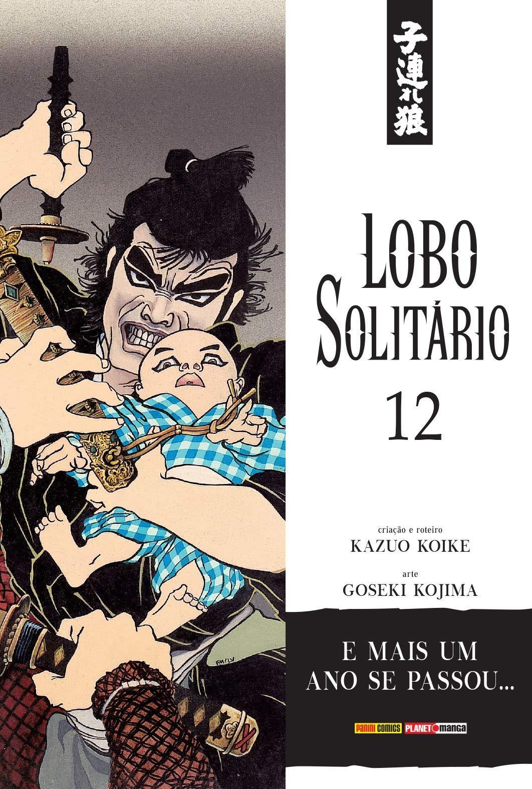 Lobo Solitário - Volume 12, livro de Kazuo Koike