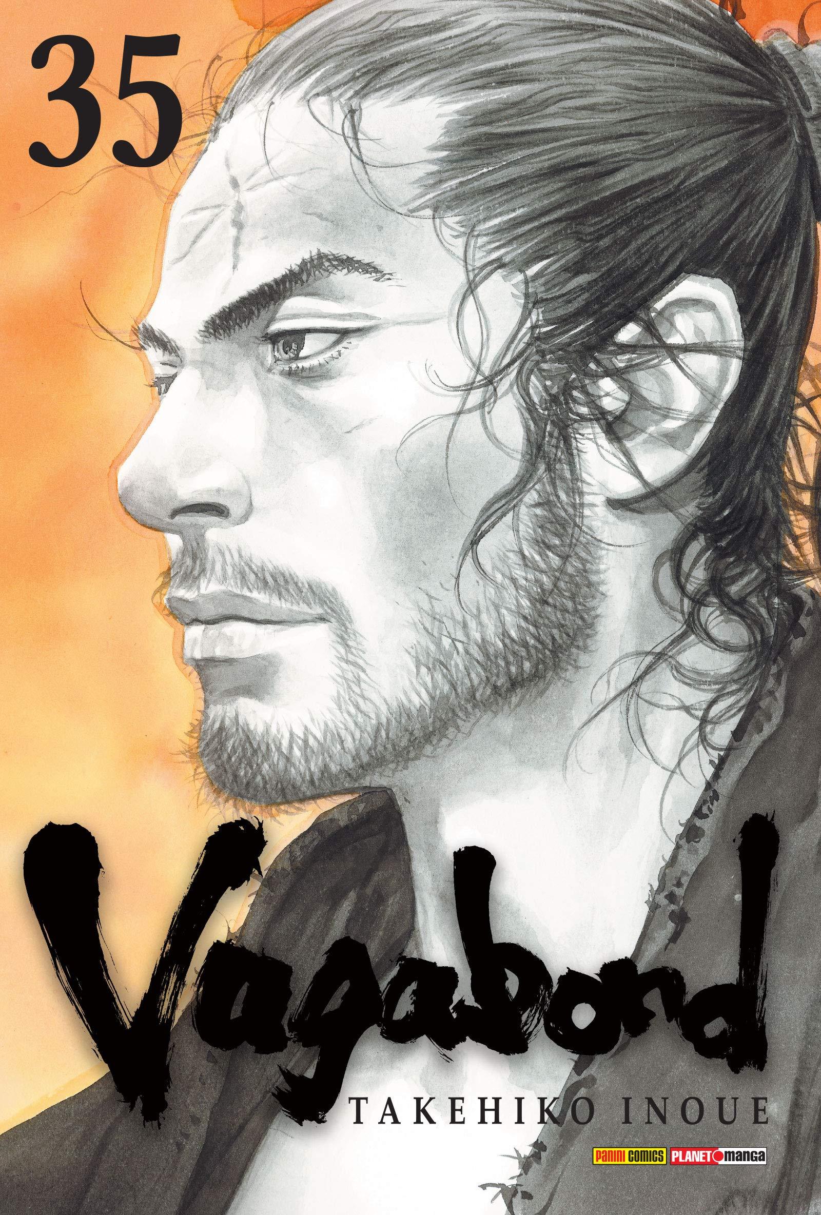 Vagabond - Volume 35, livro de Takehiko Inoue