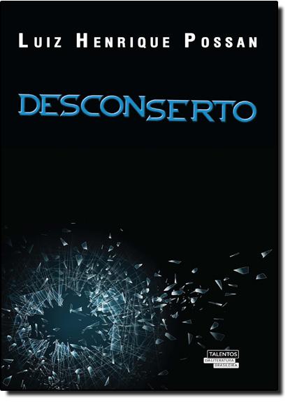 Desconserto, livro de Luiz Henrique Possan