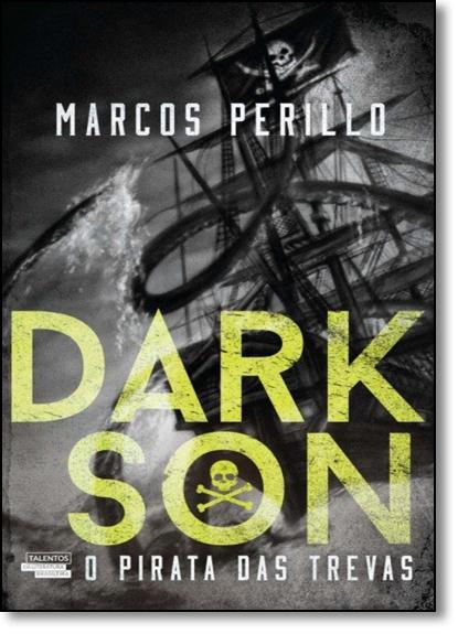 Darkson: O Pirata das Trevas, livro de Marcos Perillo