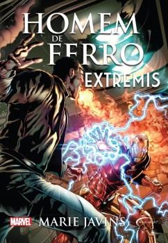 Homem de Ferro - Extremis, livro de MARIE JAVINS
