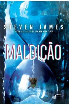 Maldição - Blur  Livro 3, livro de Steven James