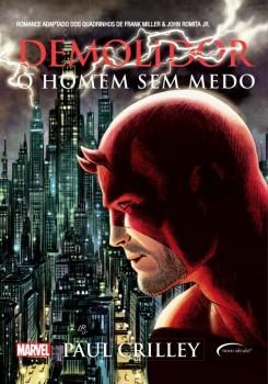Demolidor - O Homem sem Medo, livro de PAUL CRILLEY