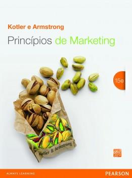 Princípios de marketing - 15ª edição, livro de Gary Armstrong, Philip Kotler