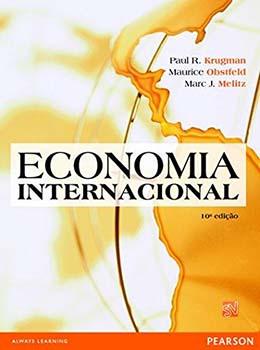 Economia internacional - 10ª edição, livro de Paul R. Krugman, Marc J. Melitz, Maurice Obstfeld