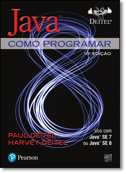 Java: Como Programar, livro de Paul Deitel