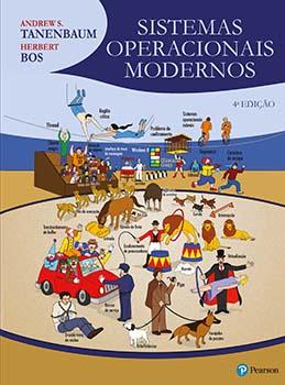 Sistemas operacionais modernos - 4ª edição, livro de Herbert Bos, Andrew S. Tanenbaum