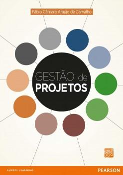 Gestão de projetos, livro de Fábio Câmara Araújo de Carvalho