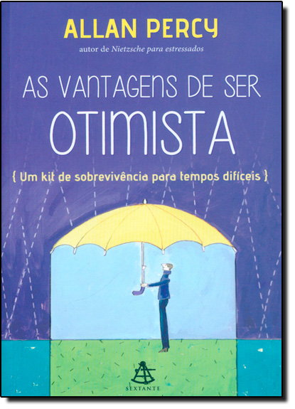 Vantagens de Ser Otimista, As, livro de Allan Percy