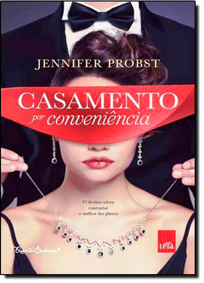 Casamento Por Conveniência, livro de JenniferProbst