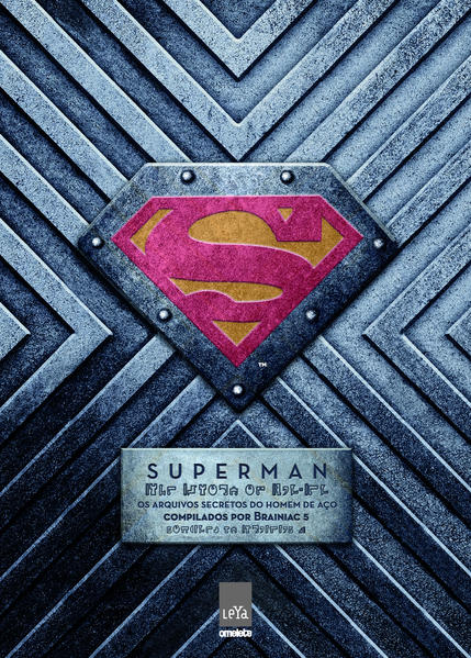 Superman: Os Arquivos Secretos do Homem de Aço, livro de Matthew K. Manning