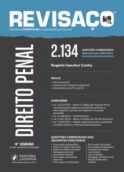 Direito Penal - 4ª edição, livro de Rogério Sanches Cunha