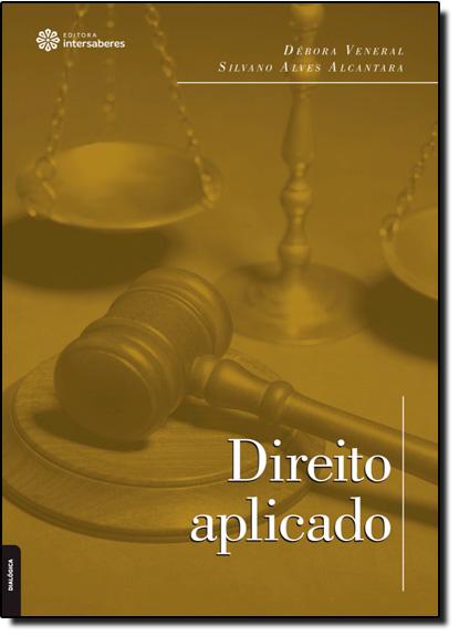 Direito Aplicado, livro de Débora Cristina Veneral