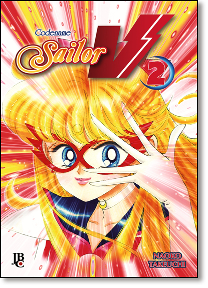 Codename Sailor V - Vol.2, livro de Naoko Takeuchi