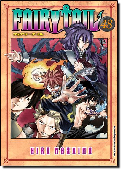 Fairy Tail - Vol.48, livro de Hiro Mashima