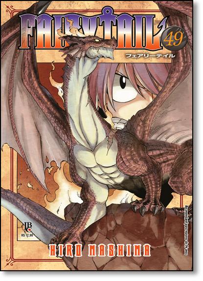 Fairy Tail - Vol.49, livro de Hiro Mashima